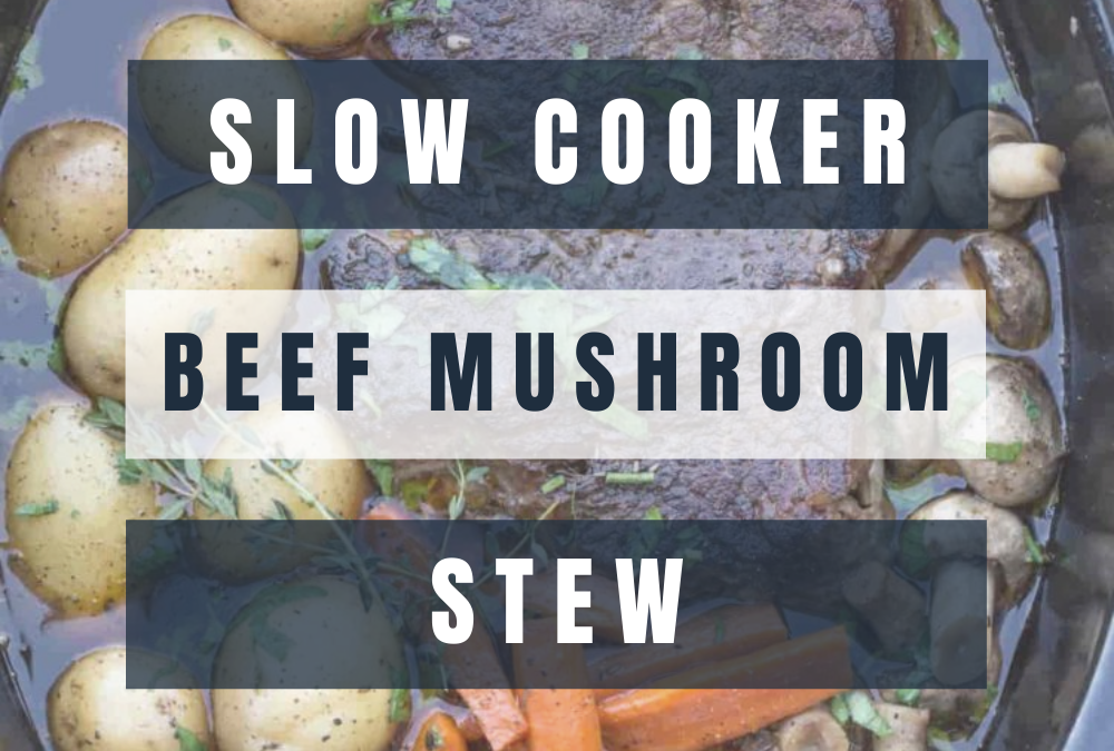 #FoodieFriday – Cold Weather, Warm Stew